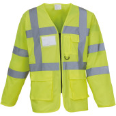 hi vis yellow xxl