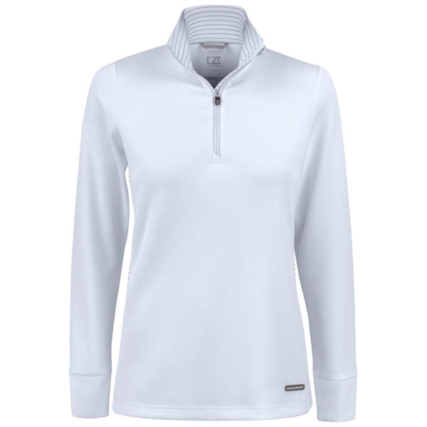 Cutter & Buck Traverse Half Zip Ladies