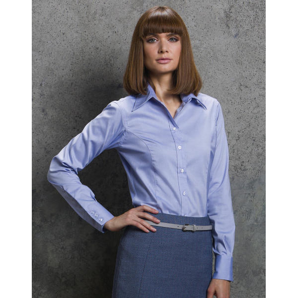 Women's Tailored Fit Premium Oxford Shirt