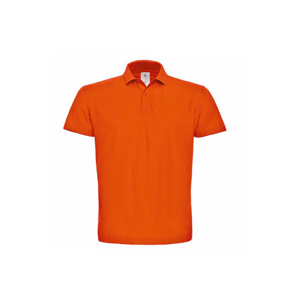 PIQUE POLO SHIRT ID.001 PUI10 - Men's Polo Shirt 180 g/m2