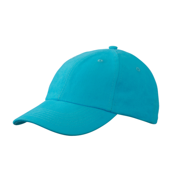 6 Panel Cap Low-Profile