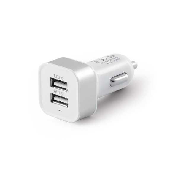 WATT. Auto USB-adapter