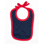 Baby Slab met Touwtjes One Size Nautical Navy/Red
