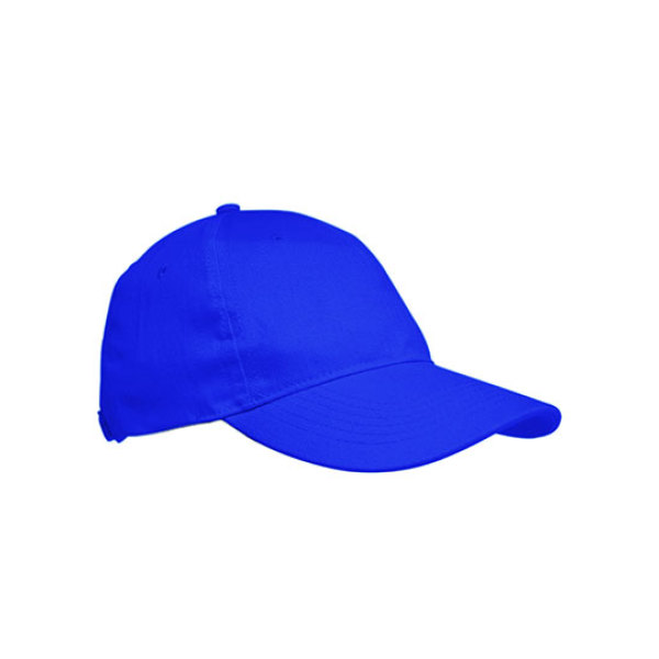 6-Panel Low Profile Cap