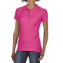 Gildan Polo Softstyle Double Pique SS for her Heliconia M