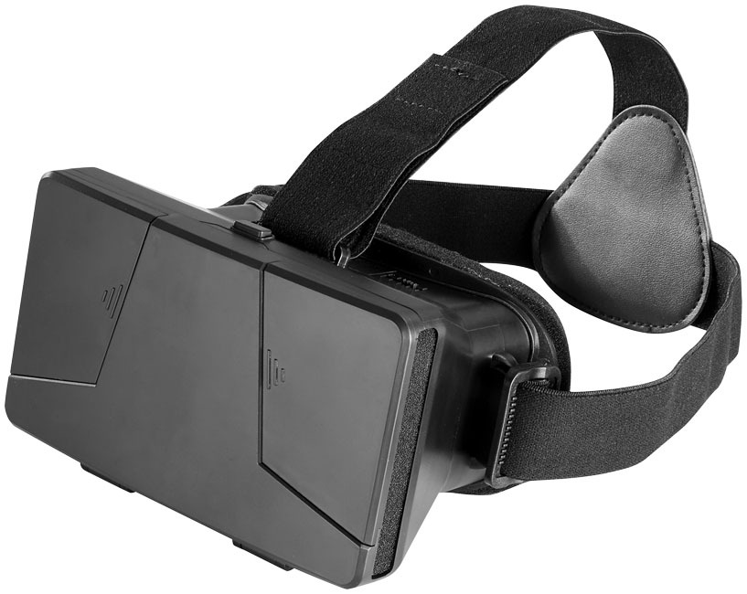 Virtual Reality Headset - Zwart