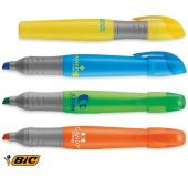 Bic Brite Liner Grip XL markeerstift