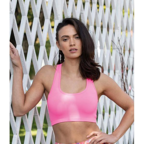 AWDis Cool Girlie Sports Crop Top