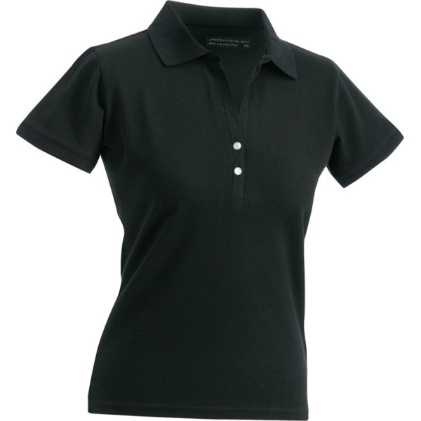 Comfortabele dames polo shirt