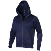 Sweater capuche full zip Moresby