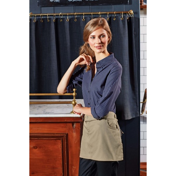 Chino - cotton waist apron