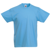 Kleuren Kinder T-Shirt Valueweight