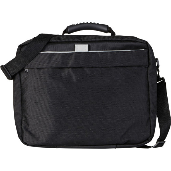 Polyester (1680D) laptop bag