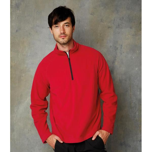 Basecamp Zip Neck Micro Fleece