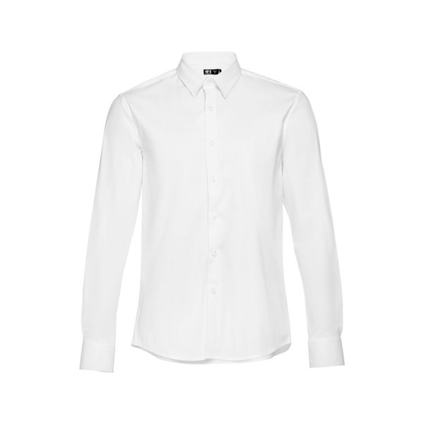 THC PARIS WH. Men's poplin shirt