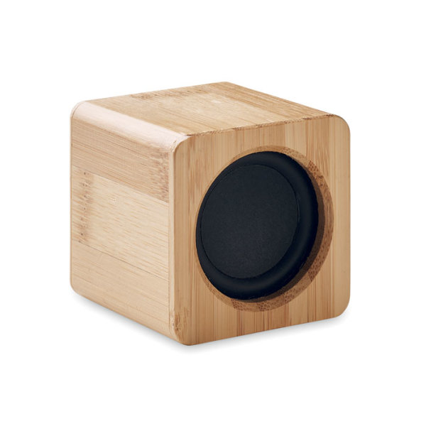 AUDIO - Bamboo wireless speaker