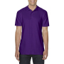 Gildan Polo Softstyle Double Pique SS for him Purple 3XL