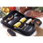 "Shoe care set ""Polish"",7ps,,black"