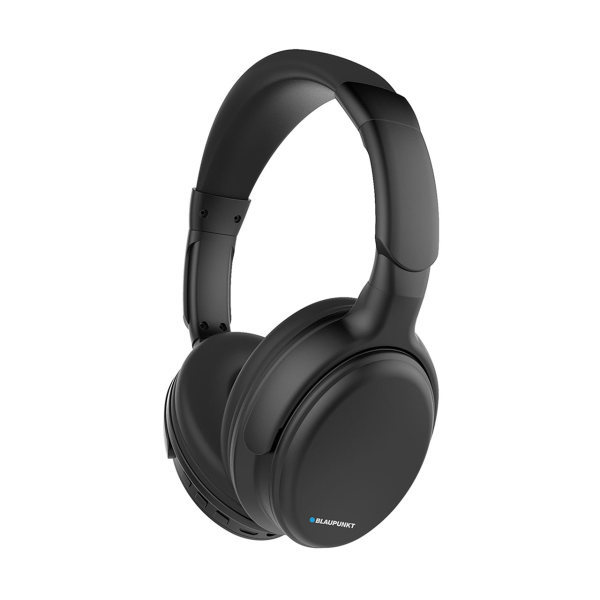 Blaupunkt Bluetooth Audio Headset - black