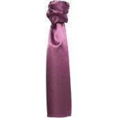 'colours' plain business scarf magenta one size