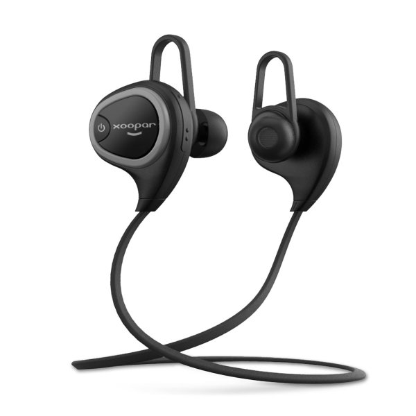 Xoopar Ring Earbuds - black
