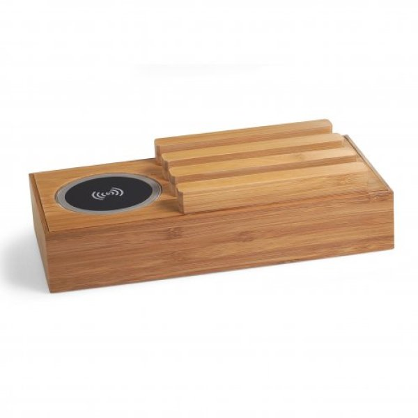 Bamboe charging dock