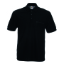 65/35 Pocket Polo Black 3XL