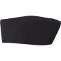 Chefs skull cap black one size