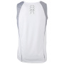 Men's Running Tank - wit/zilver