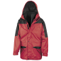 Alaska 3-in-1 Jack - Red/Black