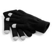 Touchscreen smart gloves