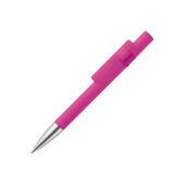 Balpen California rubberised - Roze
