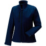 Ladies' softshell jacket french navy m