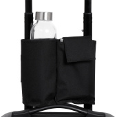Norländer Trolley Bottle Sleeve 600D Black