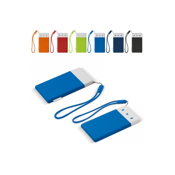 Modular Powerbank 5000mAh - Soft touch