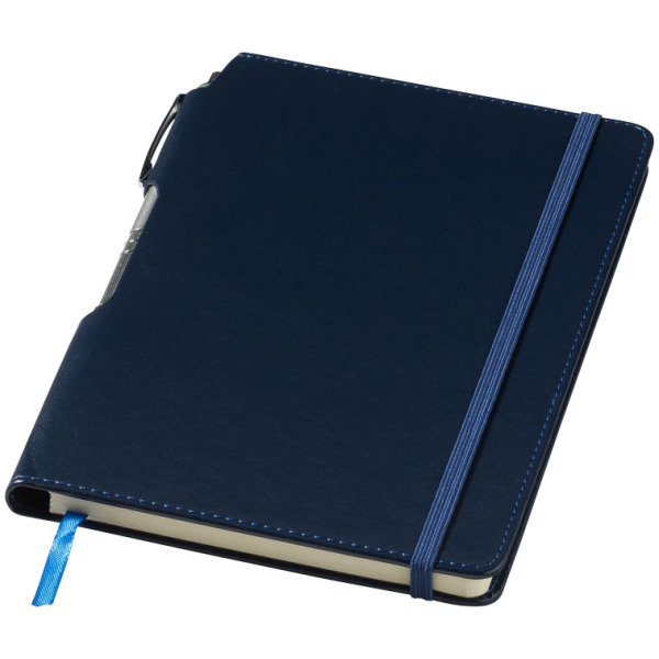 Panama A5 hardcover notitieboek en pen