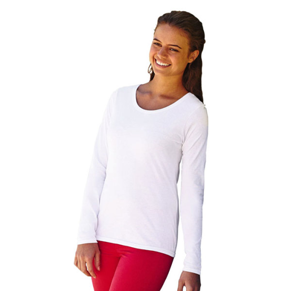 LADY-FIT VALUE WEIGHT 61-404-0 - Lady-fit t-shirt 165 g/m²