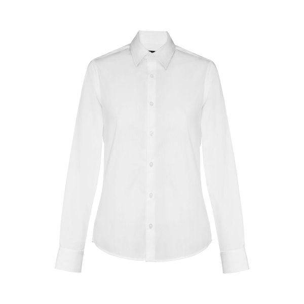 THC PARIS WOMEN WH. Women's poplin shirt