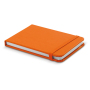Pocketbook A6 oranje
