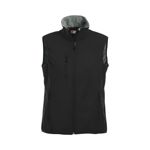 Clique Basic Softshell Vest Ladies Vests