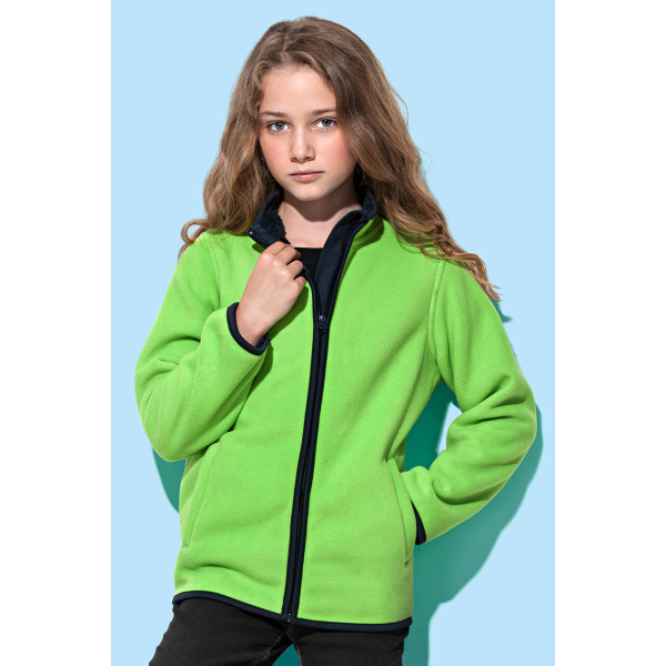 Stedman Jacket Teddy Fleece for kids