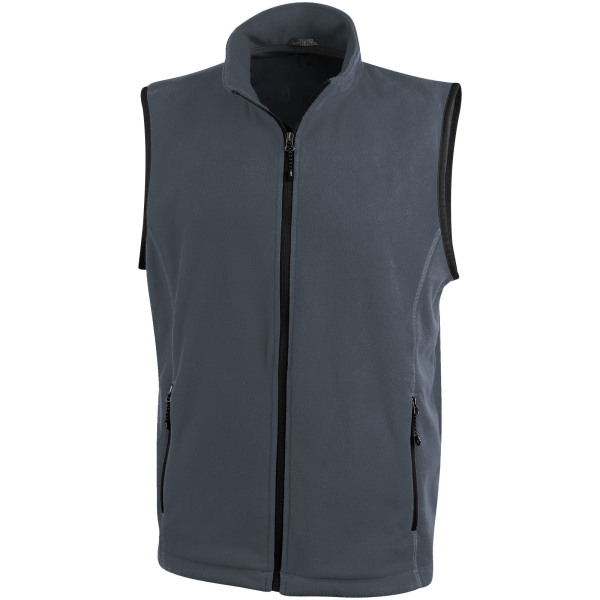 Tyndall fleece heren bodywarmer