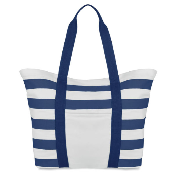 BLINKY STRIPES - Gestreepte strandtas