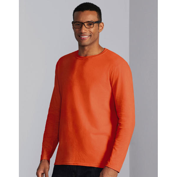 Gildan Mens Softstyle® Long Sleeve Tee