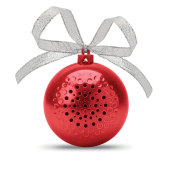 JINGLE BALL - Draadloze speaker kerstbal