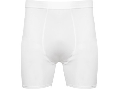 Boxer short with elasticated waistband
