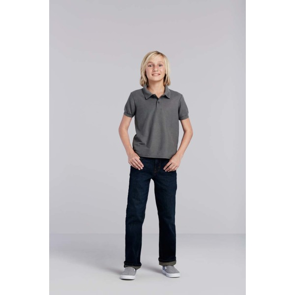 Gildan Polo DryBlend Double Pique SS for kids