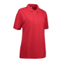Ladies' PRO Wear polo shirt - Red, XS