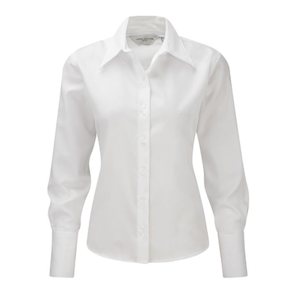 Ladies' Ultimate Non-iron Shirt LS