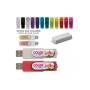 USB stick 2.0 Twister doming 4GB - Wit